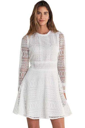 Salsa Lace 3/4 Sleeve Dress XS