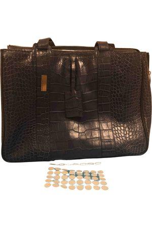 Piquadro Women Bags - Leather 24h bag
