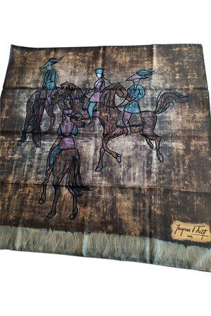 JACQUES FATH Silk Scarves