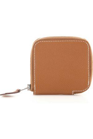 Hermès Leather clutch bag