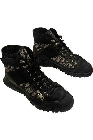 Dior Cloth boots