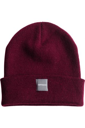 H&M Men Hats - Burgundy Wool Hats & Pull ON Hats