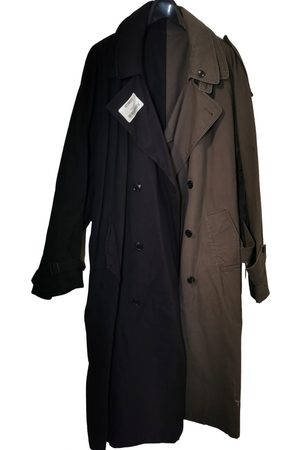Vetements Cloth Coats