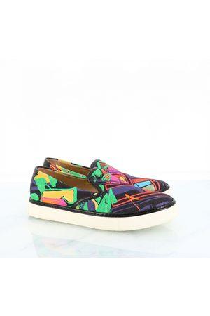 Hermès Multicolour Cloth Trainers