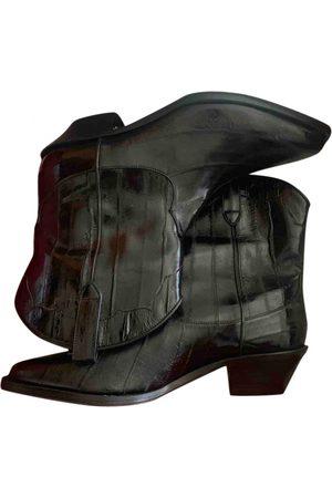 Tamara Mellon Leather Boots