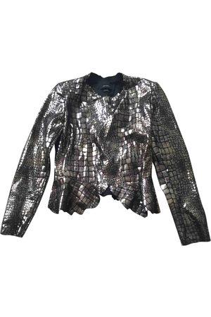 Isabel Marant Metallic Leather Jackets