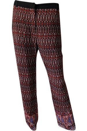 Sandro Straight pants