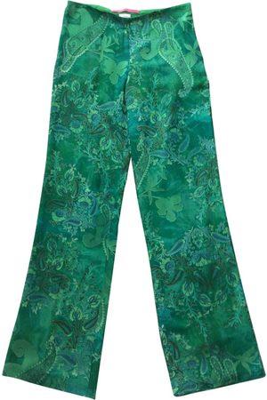 Emanuel Ungaro Straight pants