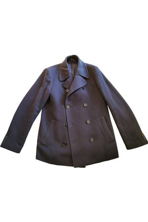Helmut Lang Wool Coats
