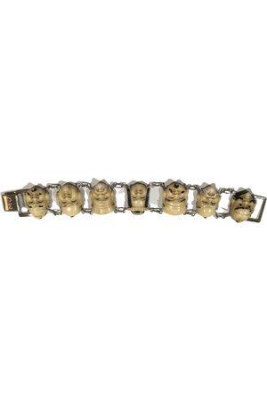 Marc Jacobs Ecru Metal Bracelets