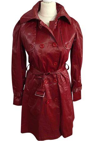 Moschino Cotton Trench Coats