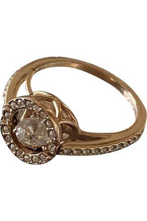 Swarovski Pink ring