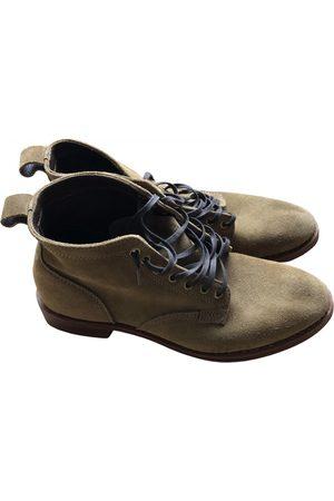 VISVIM Suede Boots