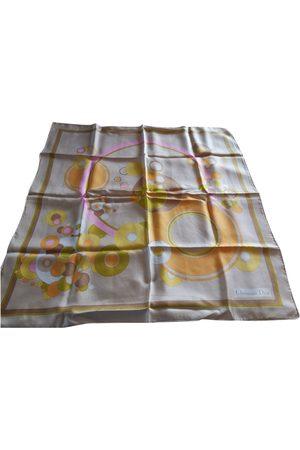 Dior Multicolour Silk Scarves