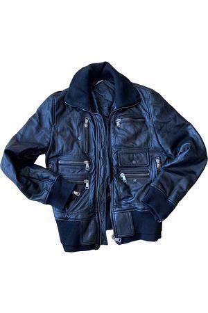 Dolce & Gabbana Men Leather Jackets - Leather jacket