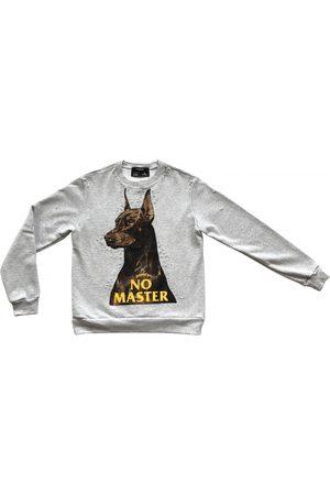 DOMREBEL Grey Cotton Knitwear & Sweatshirts