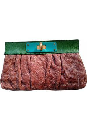 Marc Jacobs Multicolour Leather Clutch Bags