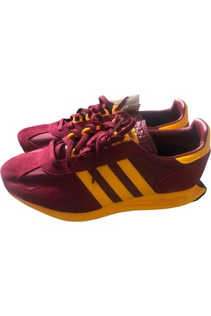 adidas Men Sneakers - Cloth low trainers
