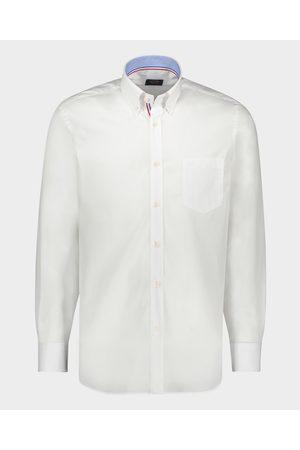 Paul & Shark Men Shirts - Cotton Poplin Shirt