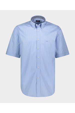 Paul&Shark Men Shirts - Organic Cotton Poplin Shirt