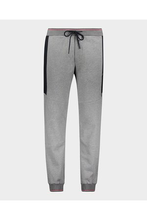 Paul & Shark Men Sweatpants - Organic Cotton Sweatpants With Iconic Badge