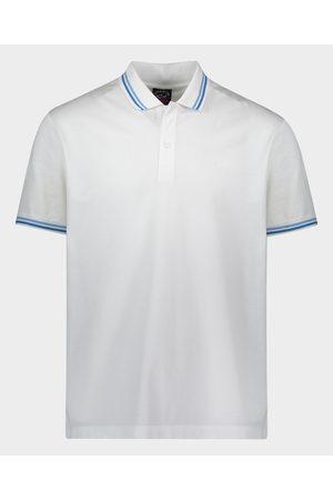 Paul & Shark Men Polo Shirts - Cotton Piqué Polo With Embroidered Logo