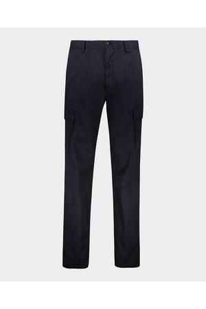 Paul&Shark Soft Stretch Organic Cotton Cargo Trousers