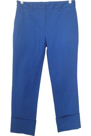 Jil Sander Cotton Trousers