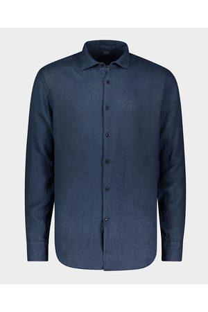 Paul & Shark Men Shirts - Saint Tropez Linen Shirt