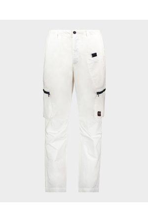 Paul & Shark Men Cargo Pants - Super Soft Pima Organic Cotton Cargo Trousers