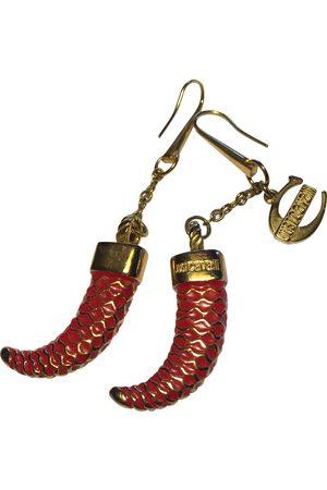 Roberto Cavalli Metal Earrings