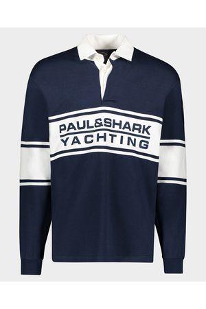Paul&Shark Organic Cotton Polo With Print