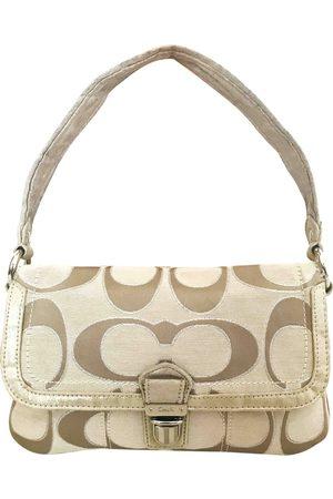 Coach Signature Sufflette cloth handbag