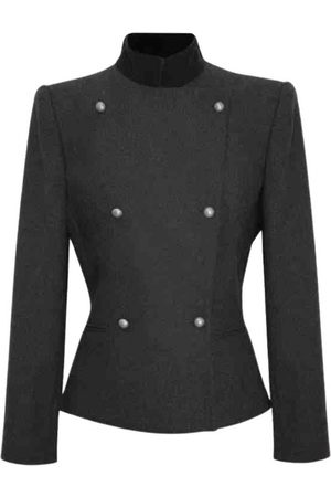 CLAUDE MONTANA Women Blazers - Wool blazer