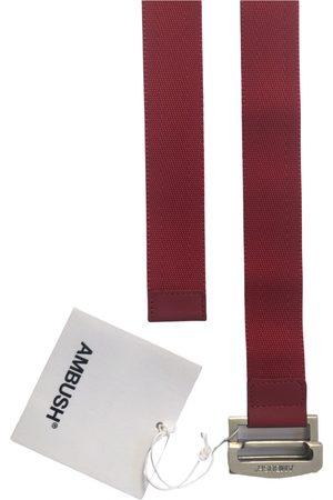 AMBUSH Men Belts - Cloth belt