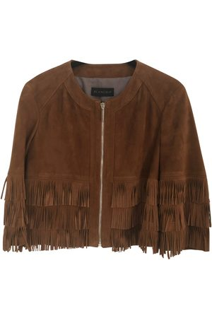 Blancha Women Leather Jackets - Leather biker jacket