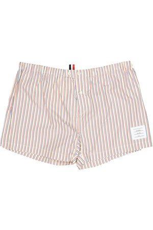 Thom Browne Multicolour Cotton Shorts