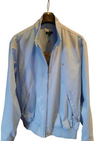GANT Turquoise Cotton Jackets