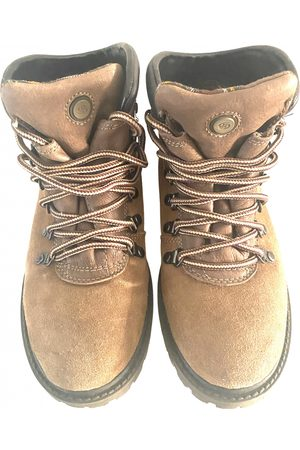 Dockers Leather ankle boots