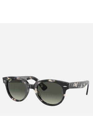 Ray-Ban Women's Orion Round Tortoiseshell Sunglasses