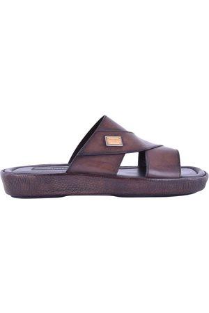 Dolce & Gabbana Men Sandals - Leather Sandals