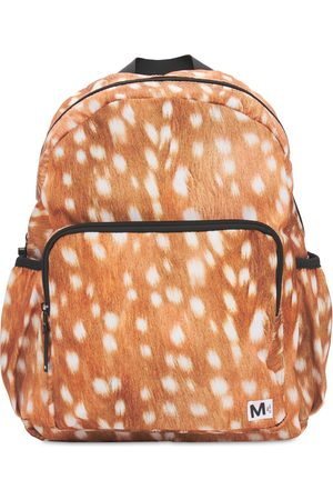 Molo Printed Recycled Nylon Backpack
