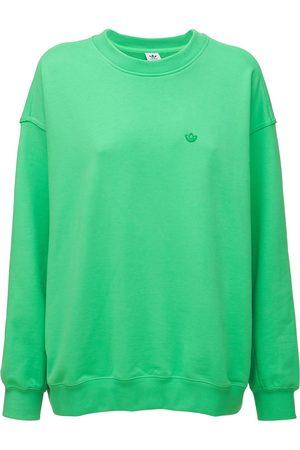 adidas Cotton Blend Sweatshirt