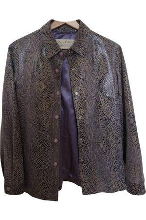 Nina Ricci Leather Jackets