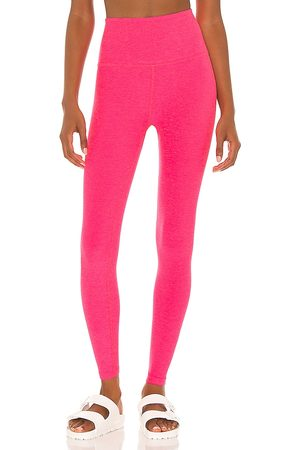 Beyond Yoga Spacedye Caught in the Midi High Waisted Legging in .