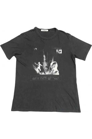 UNDERCOVER Anthracite Cotton T-shirt