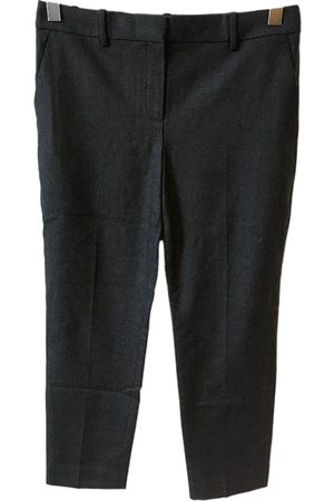 THEORY Wool slim pants