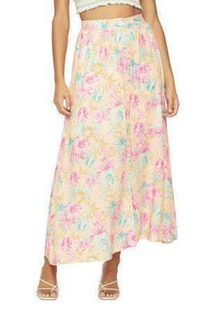 Lost + Wander Women's Sunkist Aloha Maxi Skirt