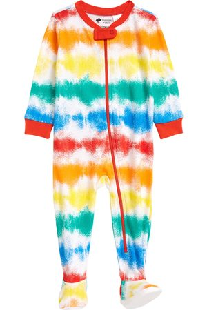 Tucker + Tate Infant Boy's Print Fitted One-Piece Pajamas