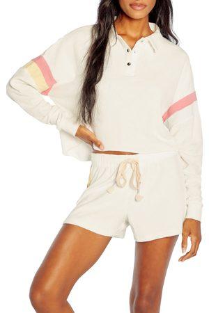 Wildfox Women's Candy Stripe Miami Polo